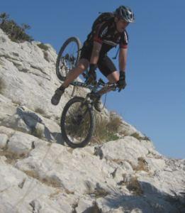 PepeFZ monte y bici ))